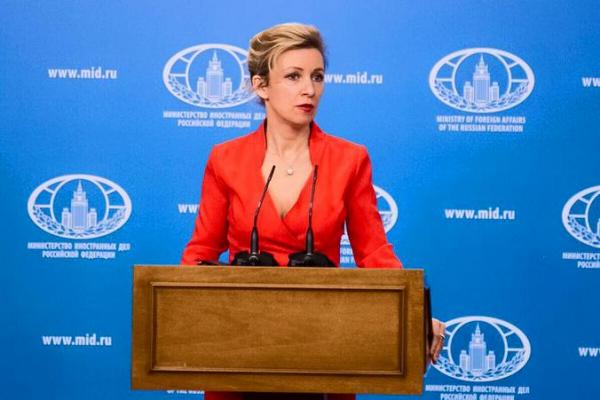 Мария Захарова указала на цензуру за рубежом по отношению к российским СМИ