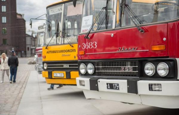 Автобусные фирмы Эстонии снова оказались в сложной ситуации