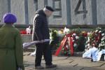 В Латвии отметили 76 лет со дня освобождения Риги от немецко-фашистских захватчиков (ВИДЕО)