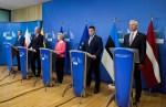 Синхронизация электросистем стран Балтии с Европой продолжится
