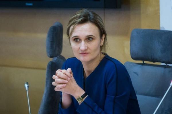 В. Чмилите-Нельсен: результаты оцениваем положительно, но ожидали лучших