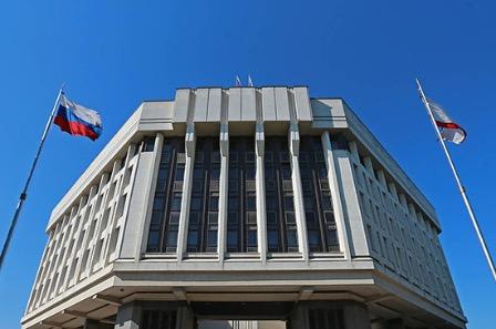 Государственный Совет Крым будет работать дистанционно