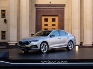Группа ГАЗ начала сборку новой Skoda Octavia