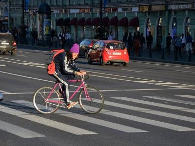 Камеры научились штрафовать пешеходов и велосипедистов за нарушения ПДД