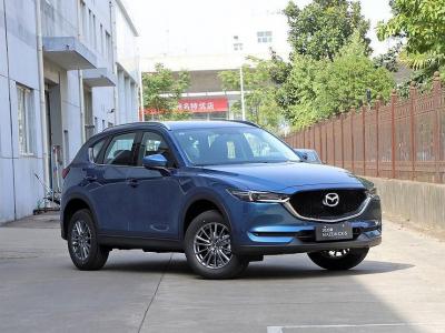 Не время бить в темя: тест-драйв Mazda CX-5 2020-го модельного года