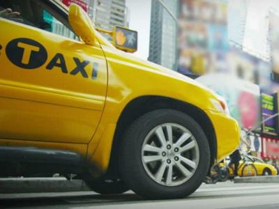 Почему у машин такси всегда «спущены» шины