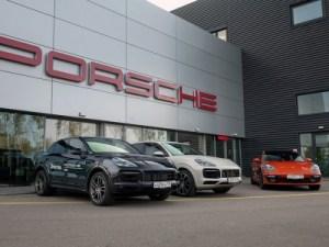Porsche официально запускает в России сервис аренды своих машин