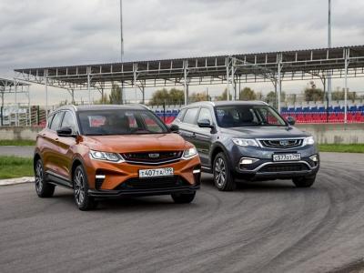 Россияне все активнее пересаживаются на китайские автомобили