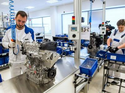 Российские заводы Volkswagen оказались на грани остановки