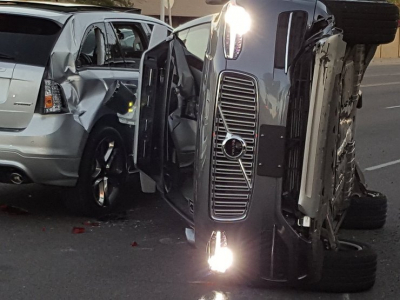Руль на память: Volvo патентует «гуляющую» по салону авто «баранку»