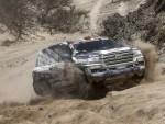 Toyota Land Cruiser получит «горячую» фитнес-версию