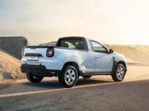 У нового Renault Duster появилась грузовая версия