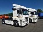 В России выросли продажи новых грузовиков