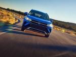 Volkswagen выкатил новый кроссовер Taos