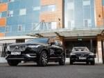 Volvo решила бесплатно возить новорожденных россиян