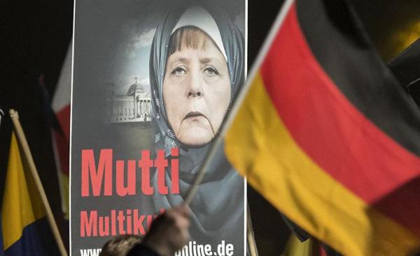 Die Welt Германия : исламистский террор — наш общий враг, говорит Меркель