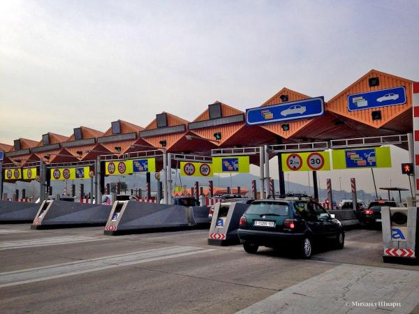 Сейм Литвы дал добро на введение новой системы взимания дорожных сборов