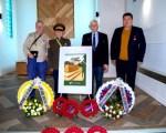 Соотечественники из Австралии установили памятные таблички на могилах российских воинов