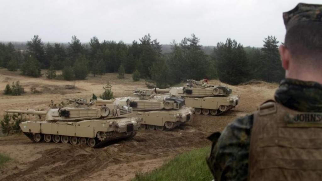 300 танков одновременно: Rail Baltica будет приспособлена для нужд НАТО