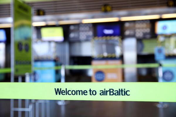 airBaltic выполнит специальные рейсы между Тбилиси и Ригой