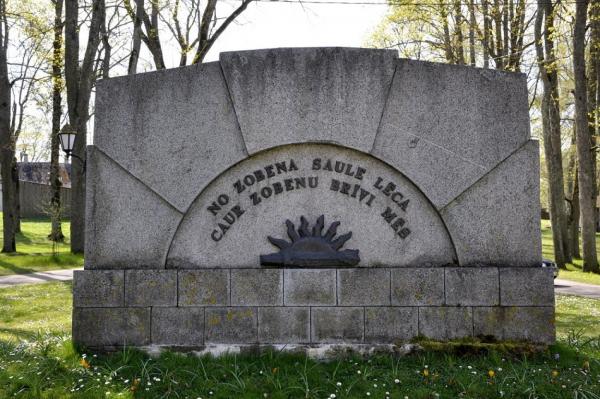 В Латвии нашли останки двух известных лесных братьев