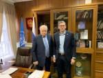 О встрече в Фонде поддержки и защиты прав соотечественников с правозащитником  Дитрихом Шпаннагелем