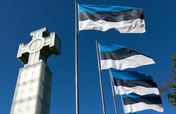 В воскресенье в Эстонии вывесят флаги в честь Дня отца