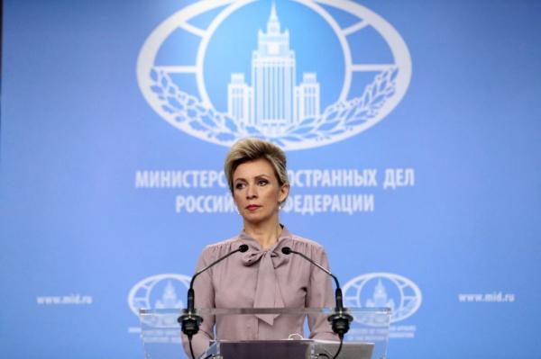Мария Захарова назвала грубой провокацией слова немецкого посла в Литве о целях СССР в войне