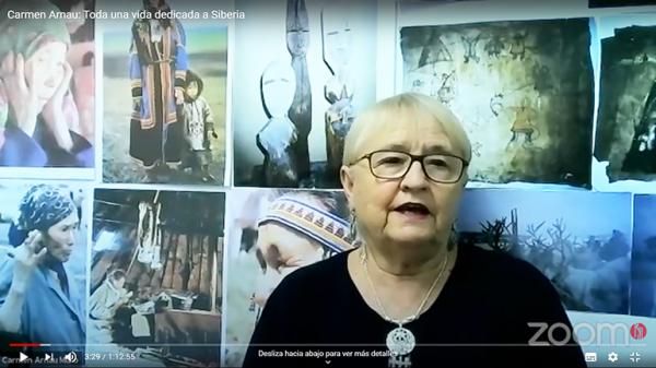 В Испании действует Музей коренных народов Сибири