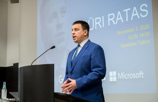 Юри Ратас: в ближайшие месяцы будет много неопределенности