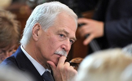 По мнению Грызлова, предложения Киева по Донбассу целиком противоречат Минским договоренностям