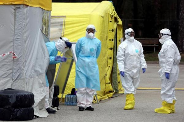 Из-за распространения Covid-19 закрыта целая больница