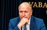 Март Хельме подает в отставку с поста министра