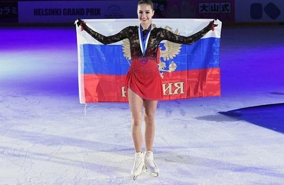 Глейхенгауз о возвращении Загитовой в большой спорт: «Алине предстоит отточить былые навыки»