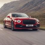 Bentley начала выпуск экономичной версии роскошного седана Flying Spur