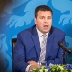 Ратас: уход Хельме дал коалиции возможность продолжить работу
