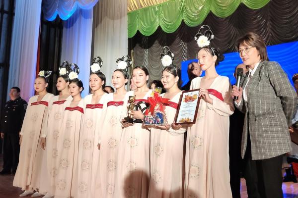 Фестиваль «Калейдоскоп дружбы» провели в Монголии