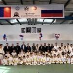 Клуб дзюдо «Тэргyyн» создан по инициативе КСОРС Монголии