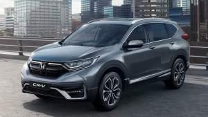 Honda резко повысила цены на кроссовер CR-V