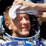 Independent: британский астронавт вспомнил, как принял российскую мочу за НЛО