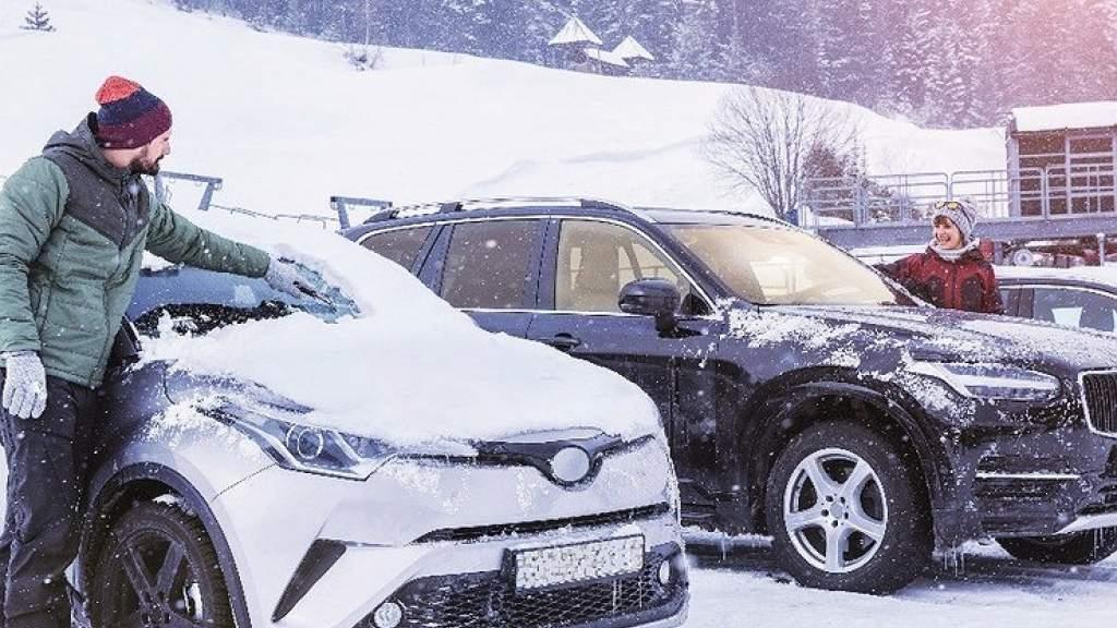 Я сама: лучший подарок себе-любимой и своей машине в начале зимы