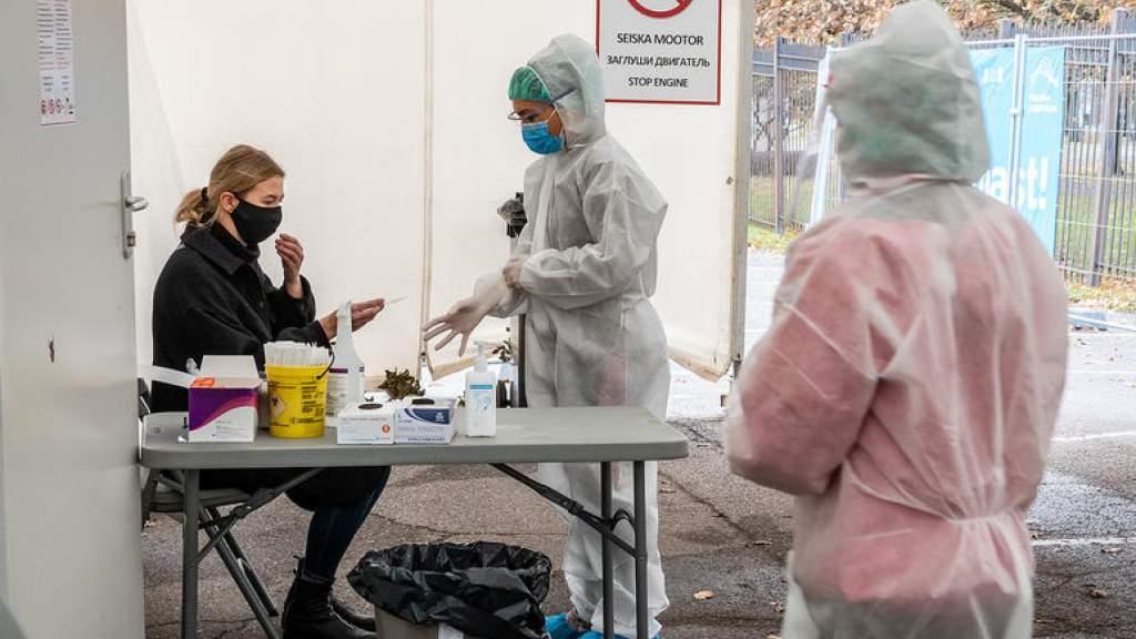 Коронавирус выявлен в Эстонии еще у 384 человек