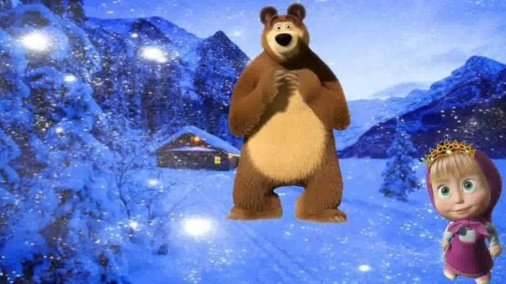 Мультсериал «Маша и Медведь» номинирован на звание самого востребованного детского шоу в мире