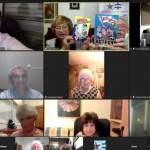 Онлайн-встречу друзей Москвы провели в Израиле