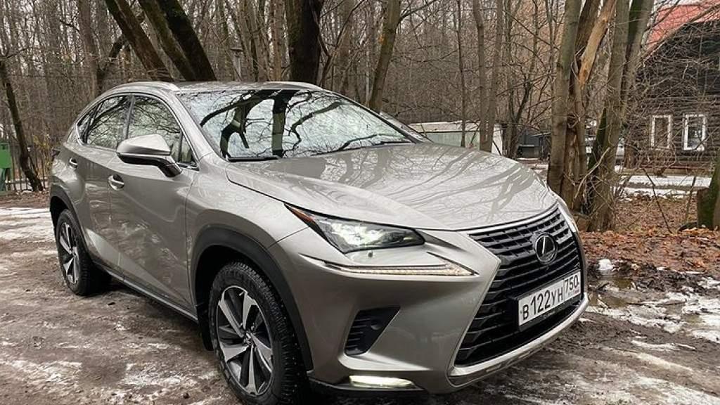 Почему Япония ближе: Lexus NX против BMW X3 и Mercedes-Benz GLC