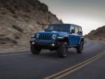 Представлен супермощный Jeep Wrangler Rubicon с двигателем V8
