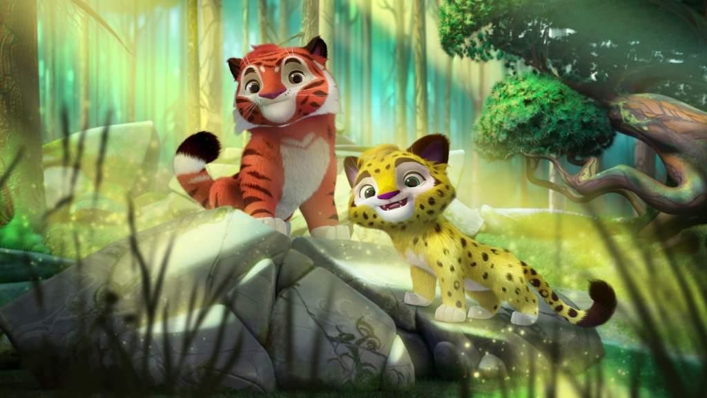 Российский мультфильм «Лео и Тиг» покажут на индийском телевидении