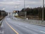 Свободный поток: в России появилась первая платная дорога без шлагбаумов