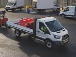 В кабинах Ford Transit российской сборки станет теплее