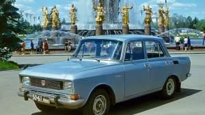 В России придумали новое поколение «Москвича-2140»
